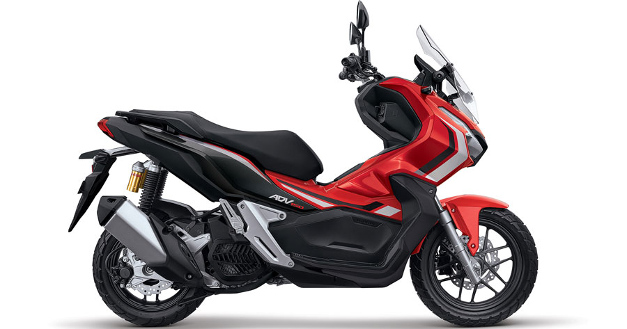 All New Honda ADV350