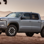 All-new Nissan Frontier 2021 ใหม่
